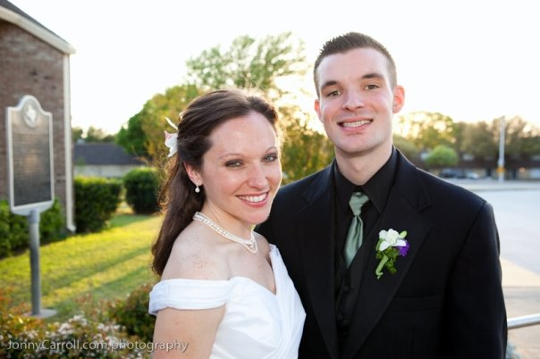 Claire and Greg Wedding in Plano, TX
