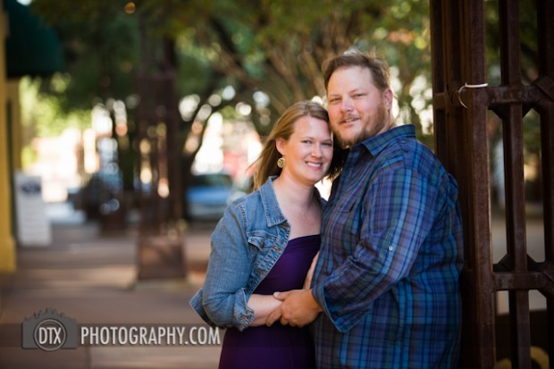 Kara and Shawn's Stockyard Engagements