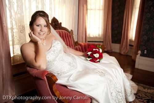 Alyson Wedding Bridals Portraits in Wylie, TX