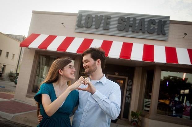 Copley Engagement Shoot in Denton, TX