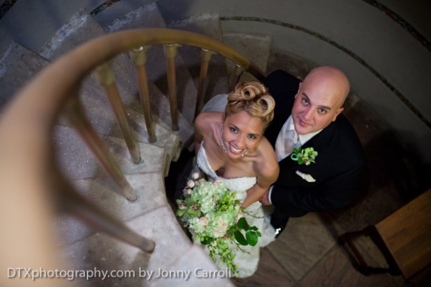 Matt and Diveth Wedding Photography in Denton, TX