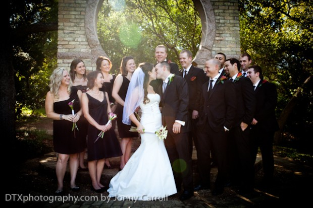 Nichole and Doug Wedding in Austin Texas