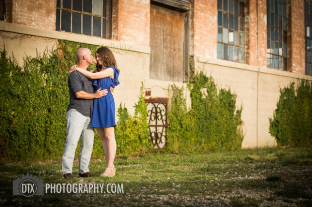 Natalie and Josh   McKinney Wedding Photography