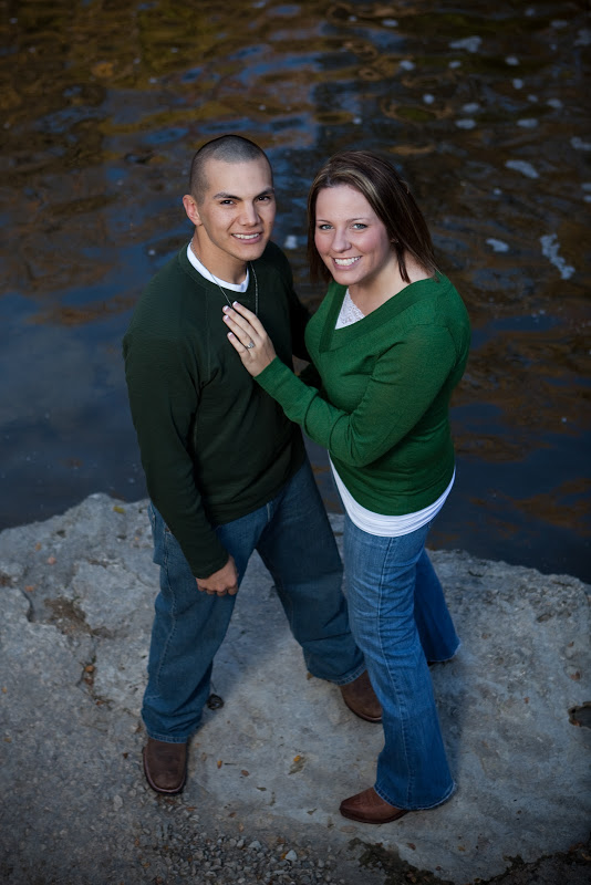 Amber and Josh Engagements in Plano