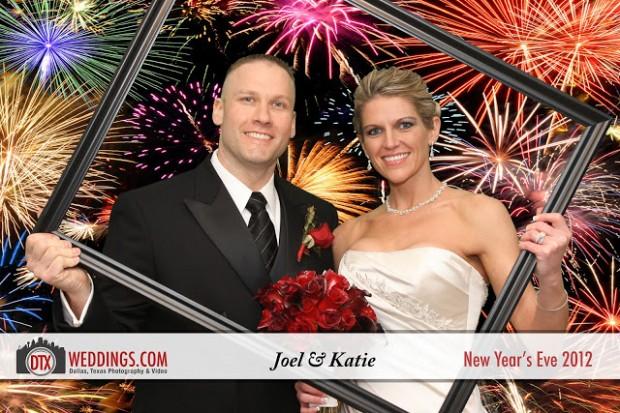 Katie and Joel's Wedding Photobooth