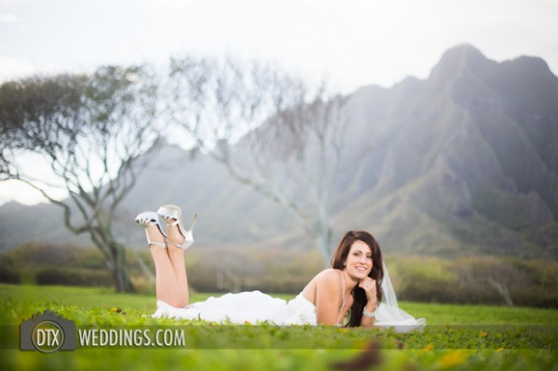 Randi Trash the Dress – Hawaii