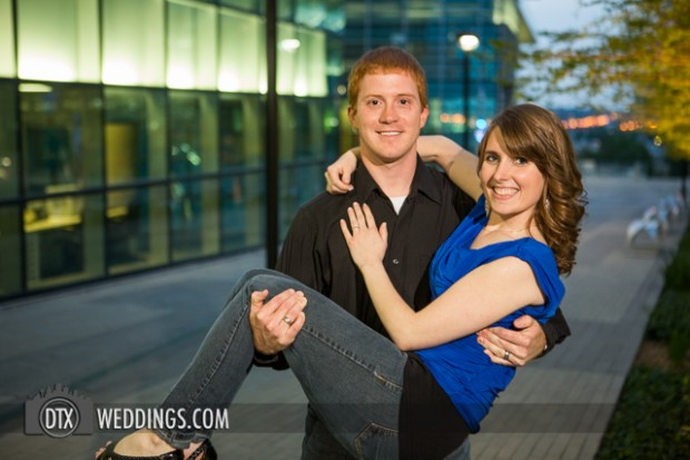 Andrea and Josh's Engagements